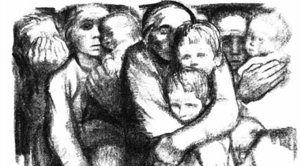 Los nuevos huérfanos y viudas