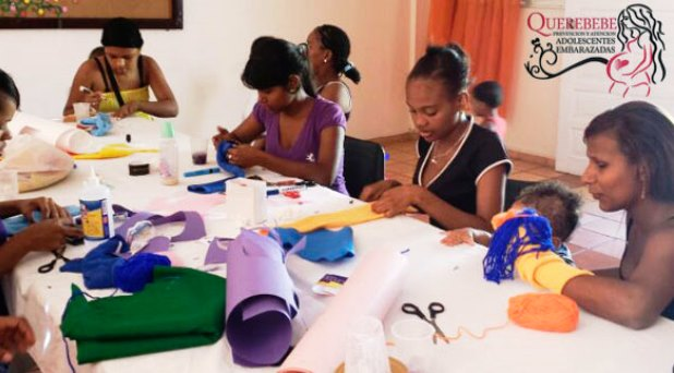 Un proyecto para prevenir y atender el embarazo en adolescentes