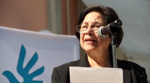 Otorgan premio de Derechos Humanos a religiosa