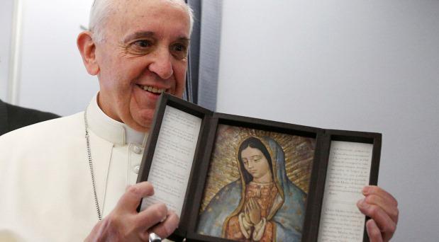 Obispos expresan su alegría por la próxima visita de Francisco a México