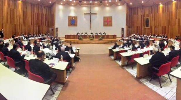 Obispos de México: entre la planeación y las definiciones