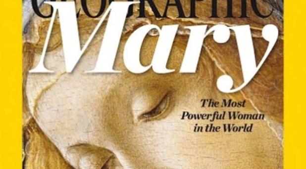 """María, """"la mujer más poderosa del mundo"""", según National Geographic"""