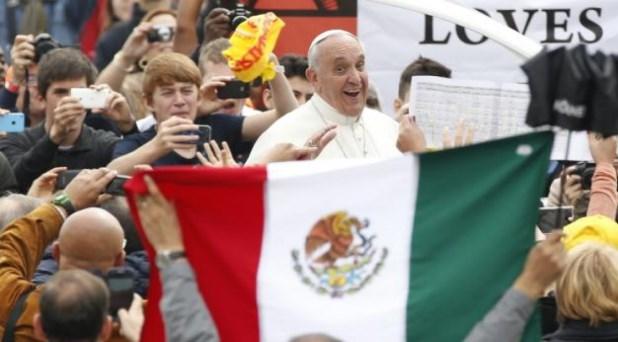 La visita del Papa a México y los medios católicos