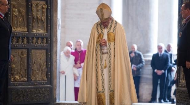 Anteponer la misericordia al Juicio: Apertura del Año santo de la misericordia
