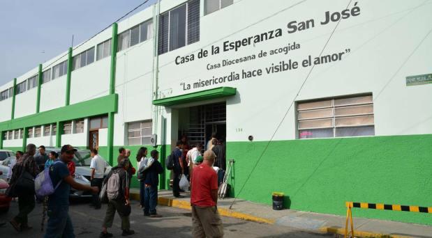 """Inauguran en Tepic """"Casa de la esperanza"""": una obra concreta de anuncio de la misericordia"""