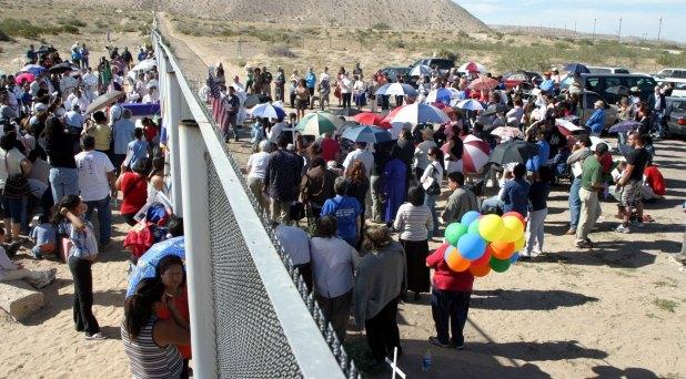 Ciudad Juárez y El Paso, Texas, unidas por el Papa Francisco