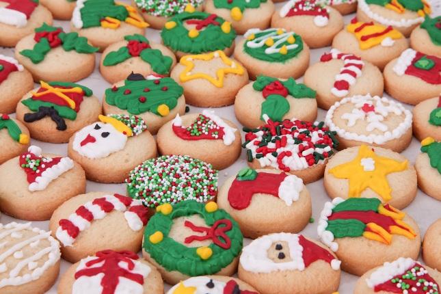El asombroso caso de las galletitas de Navidad