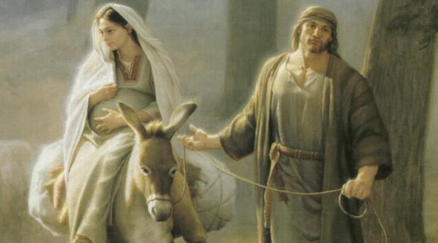 María y el Adviento