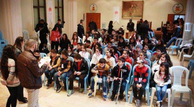 Esperanza misionera con los jóvenes en la guerra de Siria