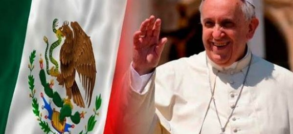 Francisco expresa su cercanía con México