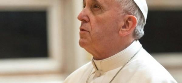 """Papa: el sindicato debe ser """"profecía"""", defendiendo los derechos de los """"trabajadores más frágiles"""""""