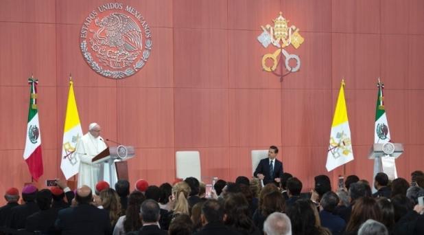México, una nueva época entre Iglesia y Estado