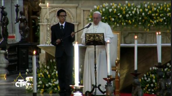 Discurso completo del Papa Francisco a los obispos mexicanos