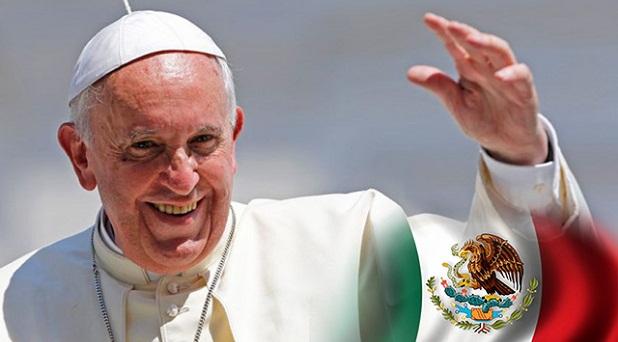 El Papa en las periferias de México