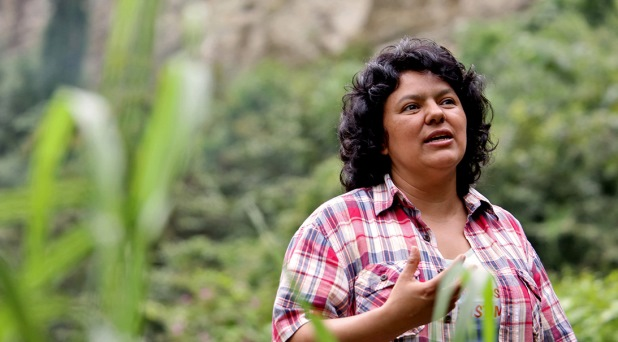 Organizaciones católicas repudian el asesinato de líder ambiental hondureña