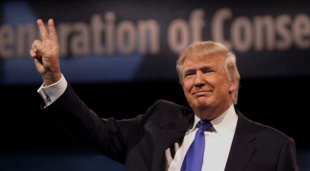 Rezar en tiempos de Mister Trump