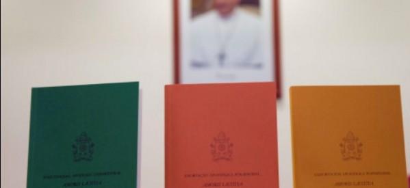 Documentos del Papa Francisco