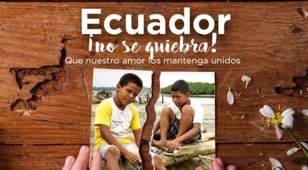 Cáritas mexicana sigue solicitando ayuda para damnificados de Ecuador