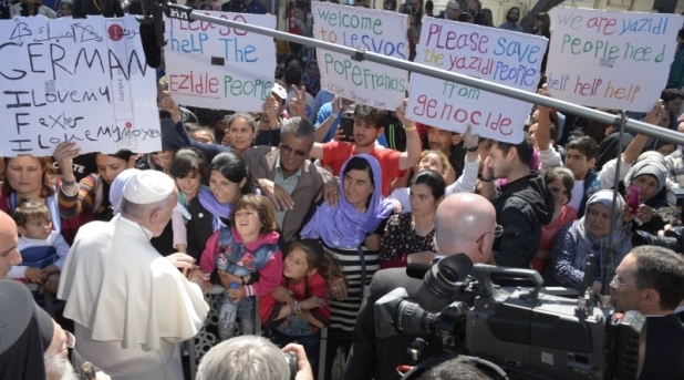 Papa Francisco: cinco años de viajes a Italia y al mundo