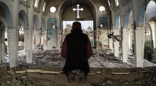 Católicos y ortodoxos rusos, juntos por los niños de Homs
