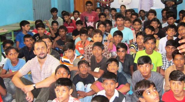 Educar para la paz: salesianos en Pakistán