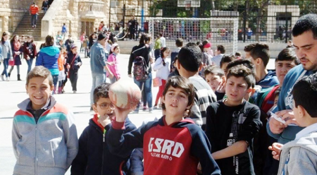 Salesianos resisten en Siria junto a los jóvenes