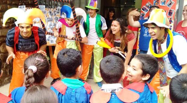 El circo social de Don Bosco