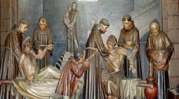 La misericordia en san Francisco de Asís
