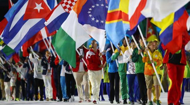 Juegos Olímpicos llegaron a su fin