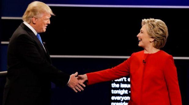 Revelaciones del debate Clinton-Trump