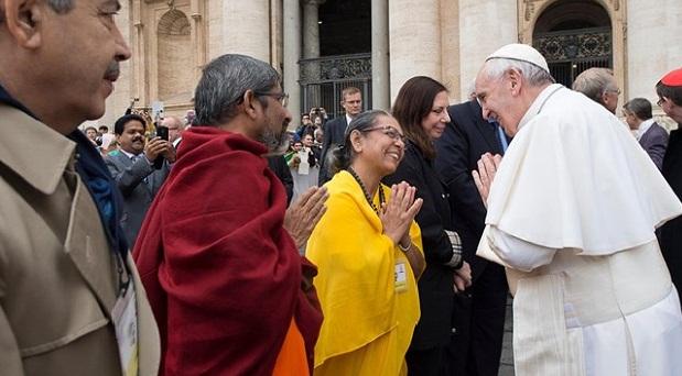 Dan a conocer agenda del Papa para la Jornada de oracon por la paz en Asís