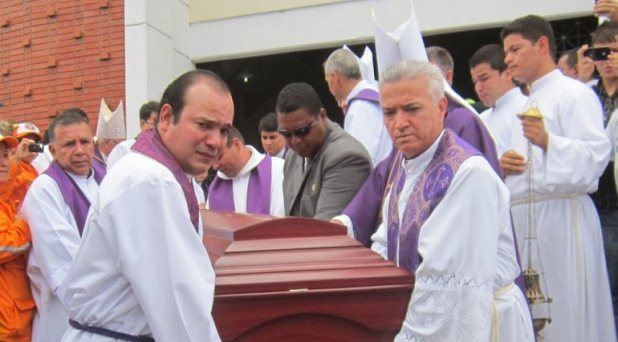 Papa expresa condolencias por el asesinato de dos sacerdotes en Veracruz