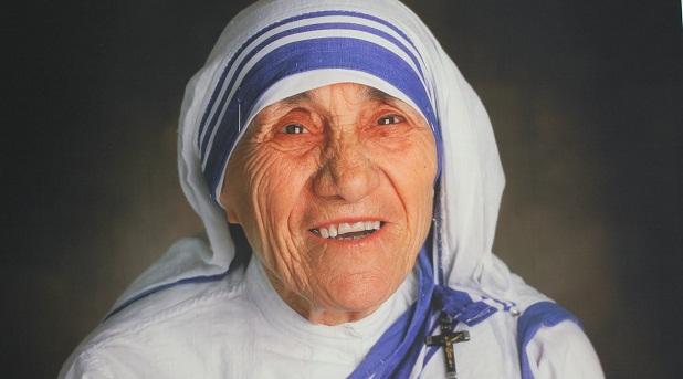 Santa Teresa de Calcuta, ruega por nosotros
