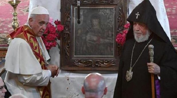"""""""Que las religiones sean aurora de la paz"""": Francisco en Azerbaiyán"""