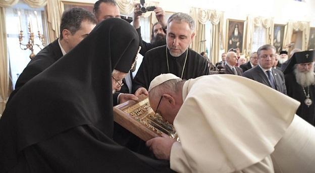 Sanar las contraposiciones, clave para el diálogo ecuménico