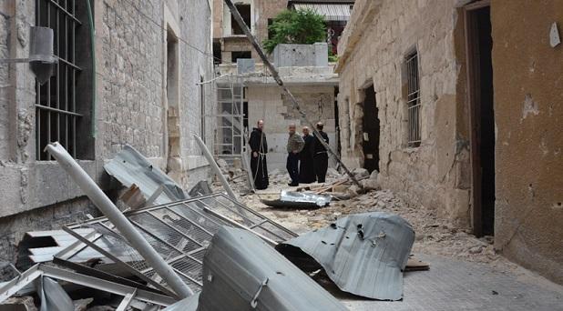 Seis años de guerra han dejado 320 mil muertos en Siria