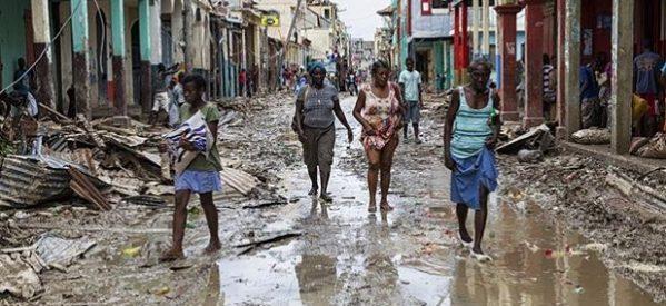 Nuevos retos en la reconstrucción de Haití