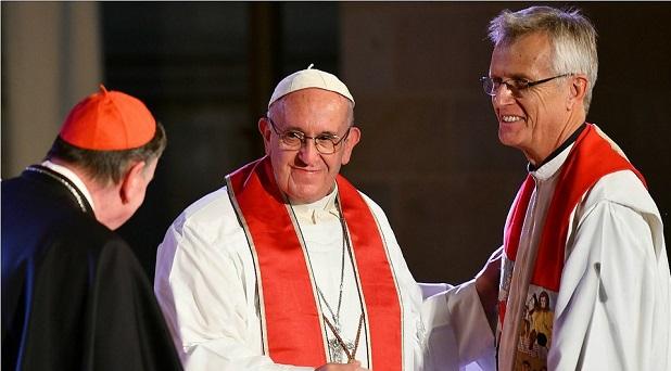 Católicos y luteranos, a 500 años de la Reforma, caminando hacia la unidad