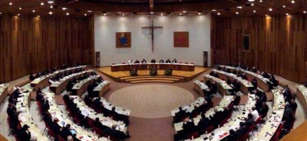 Intensa agenda en el 104 cónclave de los obispos mexicanos