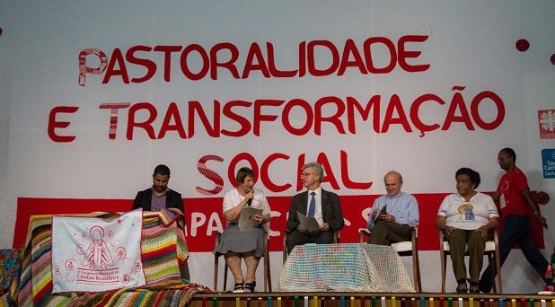 Seis décadas transformando vidas: Cáritas brasileña
