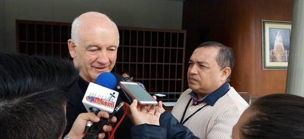 La Iglesia acompañará, no hará mediación, en el dialogo entre el Gobierno Colombiano y el Ejército de Liberación Nacional