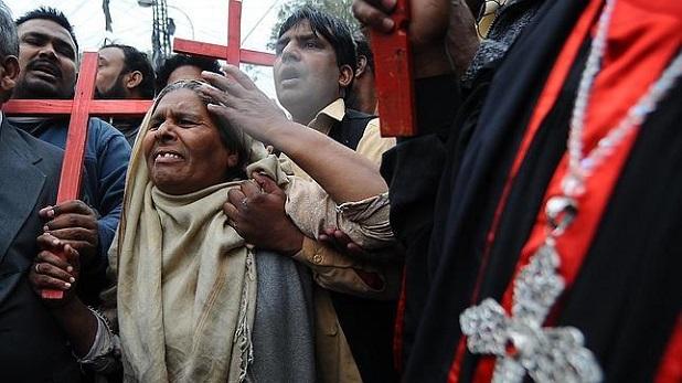 Cristianos de Pakistán, perseguidos y olvidados