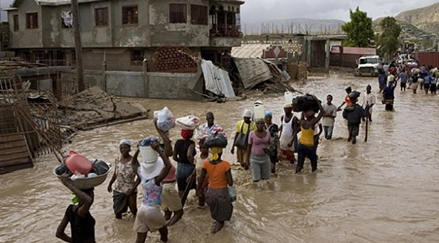 Luego del huracán, primeros pasos para la reconstrucción de Haití