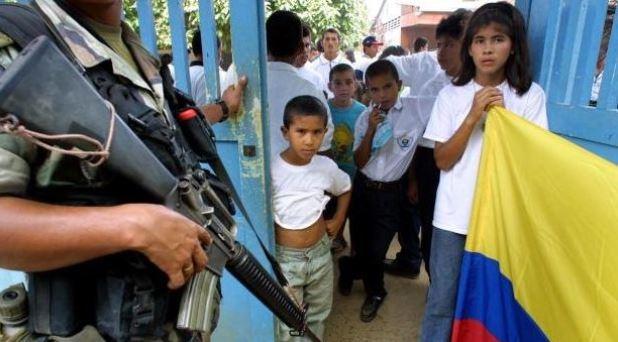 Un futuro para las jóvenes víctimas del conflicto armado en Colombia