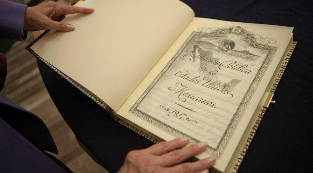 De constitución a constitución