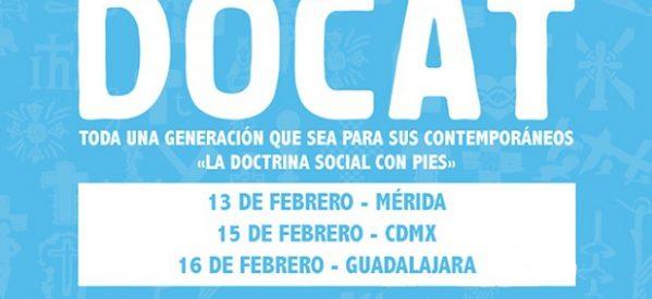 """""""Una doctrina social con pies"""": presentan DOCAT"""