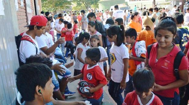 Realizan encuentro de Hogares Don Bosco en Bolivia
