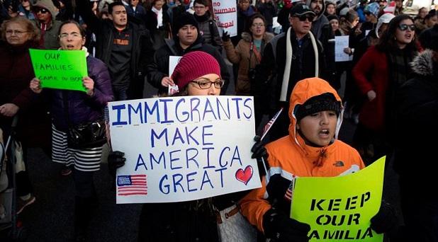 """¿Para qué """"un día sin inmigrantes""""?"""
