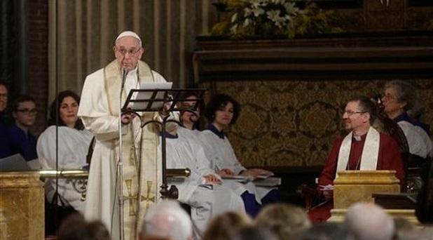 Francisco y los anglicanos: ¿de qué sirve dialogar?