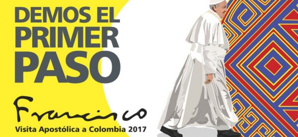 """Francisco invita a """"dar el primer paso para la reconciliación"""" en Colombia"""